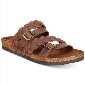Birkenstock like sandals
